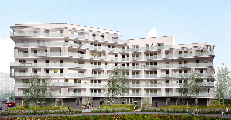 conception logement ecoquartier dijon